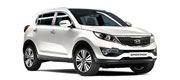 KIA Sportage AT 4WD